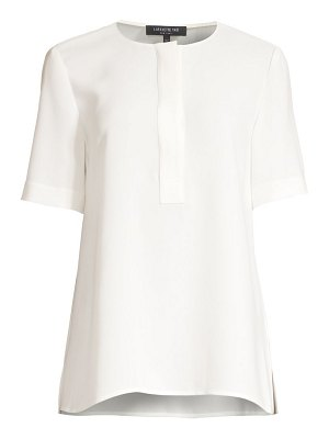 Lafayette 148 New York topher blouse