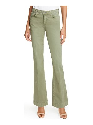 L'AGENCE affair relaxed flare jeans