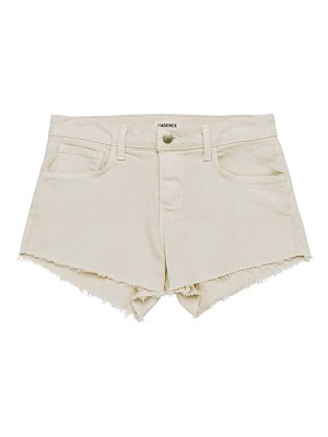 L'AGENCE audrey mid-rise shorts