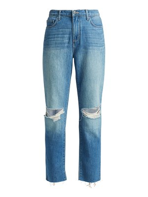 L'AGENCE bridget high-rise slouch straight jeans