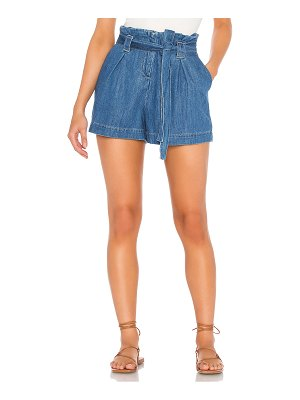 L'AGENCE hillary paperbag shorts. - size 25 (also