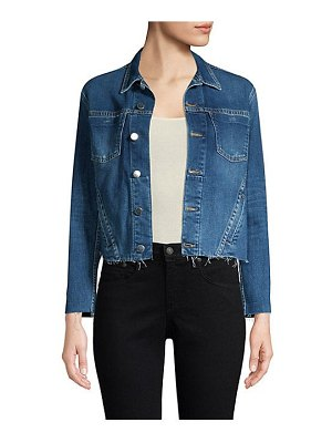 L'AGENCE janelle denim jacket