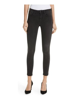 L'AGENCE margot crop skinny jeans