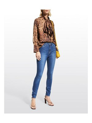 L'AGENCE Monique Ultra High-Rise Skinny Jeans