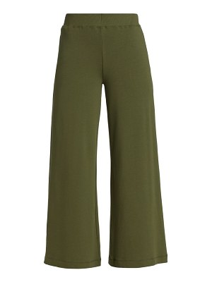 L'AGENCE the campbell high-rise wide leg pants