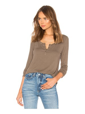 LAmade holly henley top