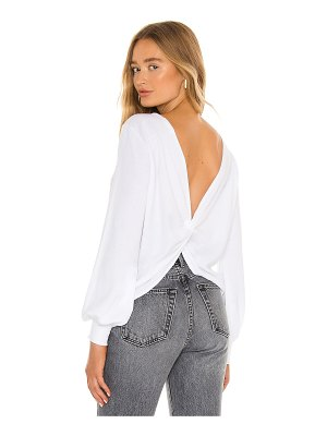 LAmade stop by twist back pullover