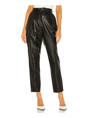 LAMARQUE umay leather pant