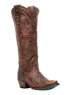 LANE BOOTS cossette western boot