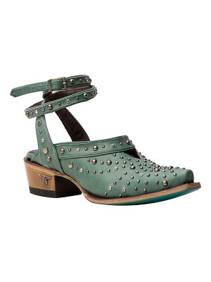 LANE BOOTS sparks fly ankle strap clog