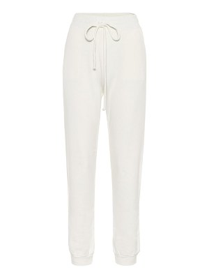 Lanston Sport cotton-blend trackpants