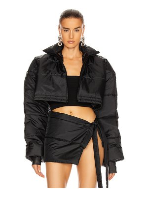 LAQUAN SMITH puffer jacket
