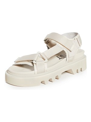 LAST candy sandals