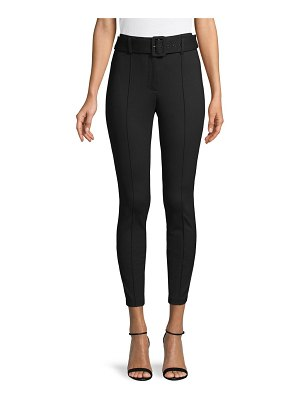 Laundry by Shelli Segal Belted Cropped Pants