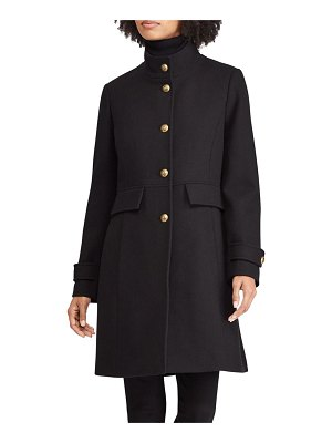 Lauren Ralph Lauren wool blend military coat
