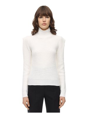 L'AUTRE CHOSE Wool blend knit sweater