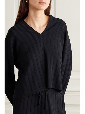 LE 17 SEPTEMBRE ribbed-knit sweater