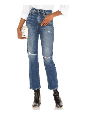 LE JEAN high rise mia relaxed straight