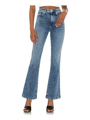 LE JEAN high rise remy flare