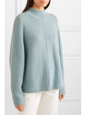 LE KASHA oversized cashmere turtleneck sweater