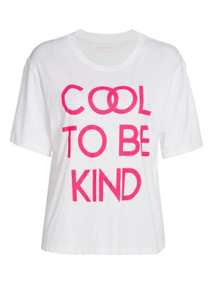 Le Superbe cool to be kind t-shirt