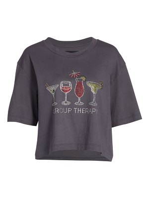 Le Superbe group therapy t-shirt