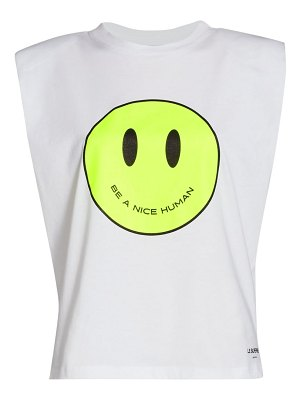 Le Superbe just be nice muscle t-shirt