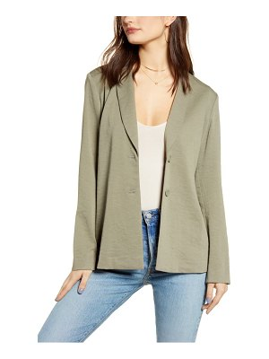Leith belted soft jacket