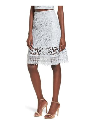 Leith lace skirt