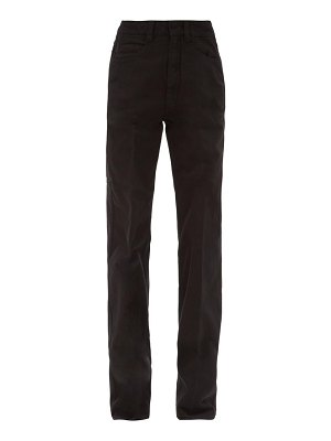 LEMAIRE high-rise wide-leg jeans