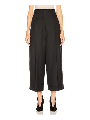 LEMAIRE high waisted tailored pant