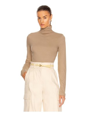 LEMAIRE long sleeve second skin top