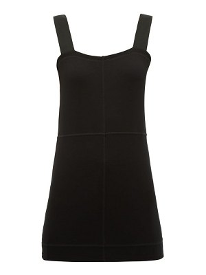 LEMAIRE overlocked jersey tank top