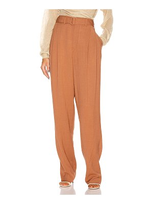 LEMAIRE pleated pant