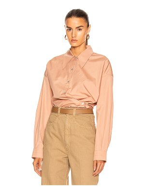LEMAIRE twisted top