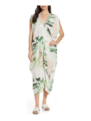 Lenny Niemeyer floral cover-up caftan