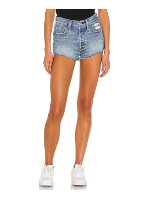 Levi's 501 micro short. - size 24 (also