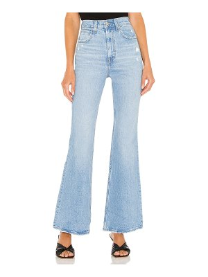 Levi's 70s high rise flare jean