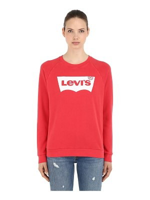 LEVI'S RED TAB Vintage logo cotton sweatshirt