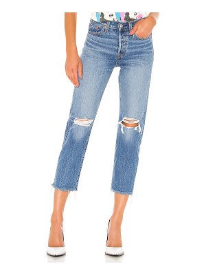 Levi's wedgie straight. - size 23 (also