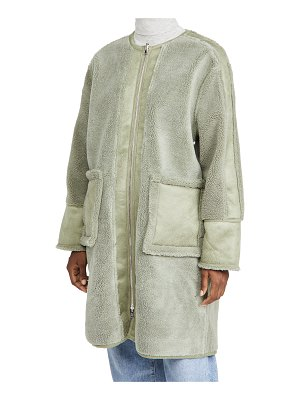 L.F. Markey heath coat