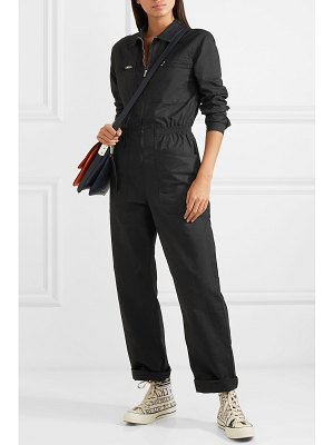 L.F.Markey danny cotton-blend jumpsuit
