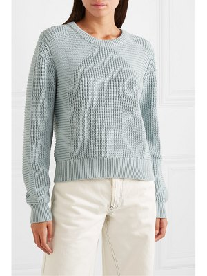L.F.Markey julian ribbed cotton sweater