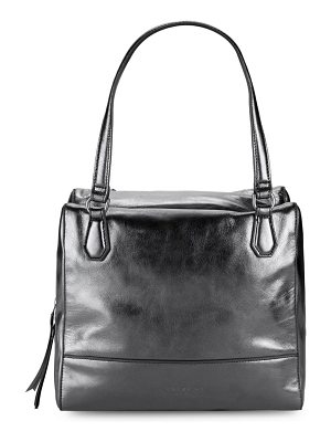 Liebeskind Berlin Metallic Leather Tote