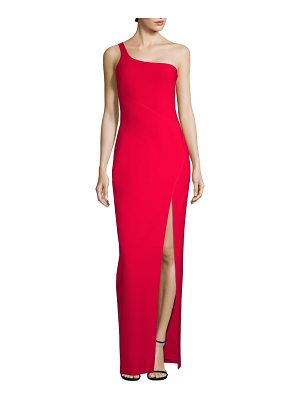 LIKELY camden one shoulder gown