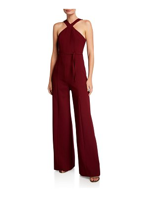 LIKELY Dash X Halter Jumpsuit