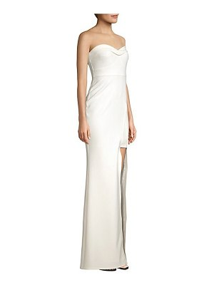 LIKELY ella strapless sweetheart mermaid gown