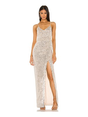 LIKELY emile gown