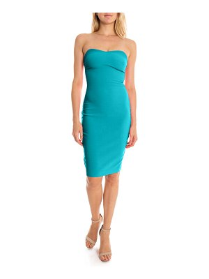 LIKELY Laurens Strapless Cocktail Dress