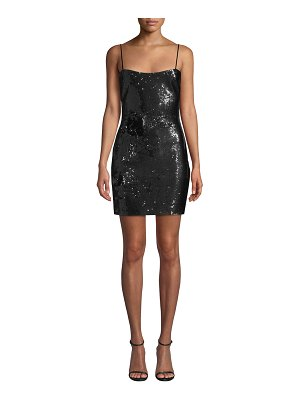 LIKELY Reese Sequined Cocktail Dress